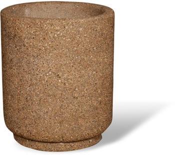 31D x 36H Round Concrete Planter