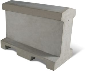 4 ft. Security Concrete Traffic Barrier