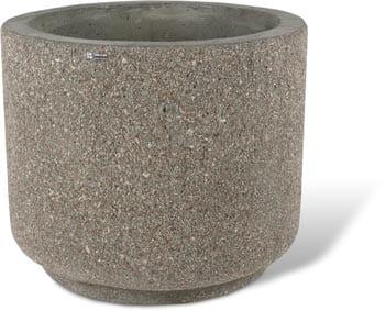 36D x 30H Round Concrete Planter