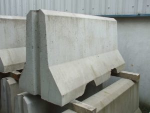 Five Reasons Concrete is the Best Type of Safety Barrier