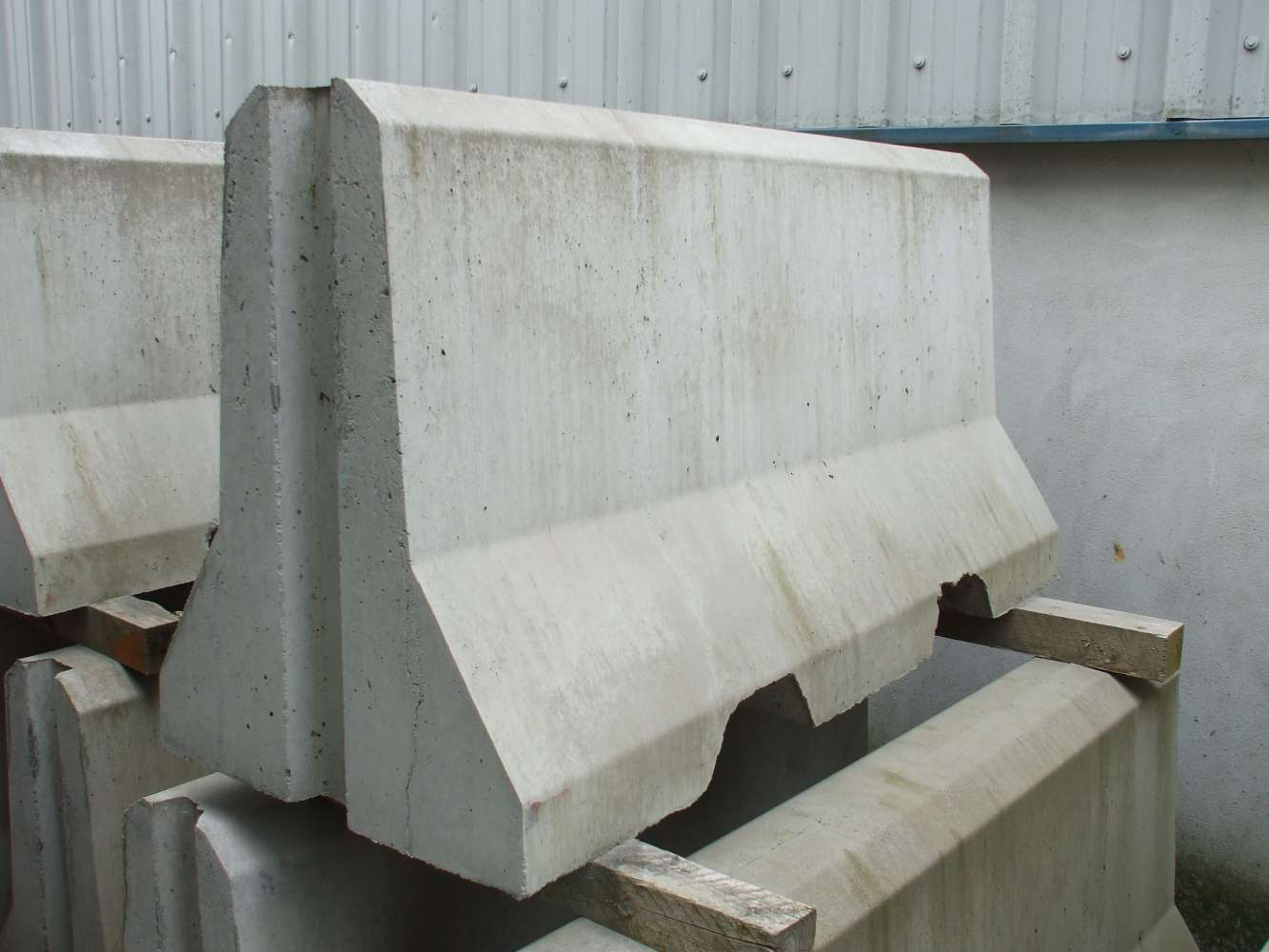 Are Jersey Barriers A Solid Secure Solution For Highway