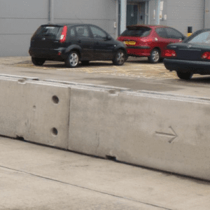 The Big Benefits of Using Parking Lot Barriers