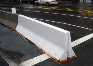 Concrete Barriers: Road Safety