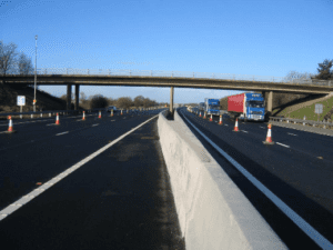 The Safety of Concrete Barriers