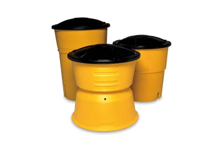 Crash Barrels