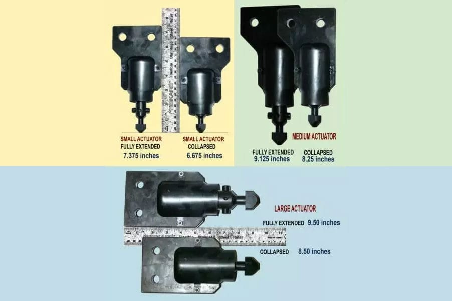 Kenco Actuators (4 models)