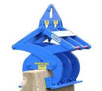 Concrete Barriers: Forklift Slots