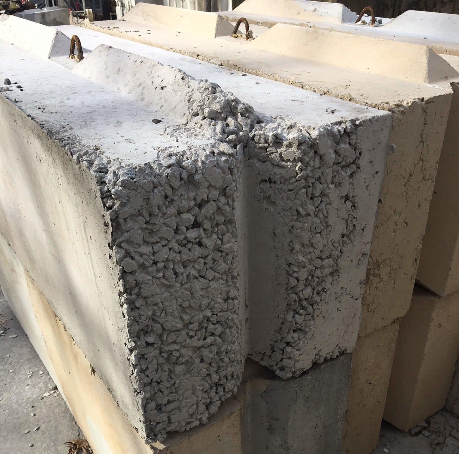 Concrete Bin Block