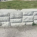 Stackable Concrete Bin Blocks: What do you call them?