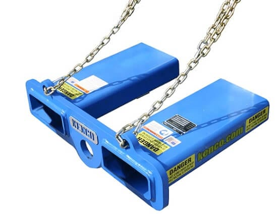 Kenco Forklift Adapter
